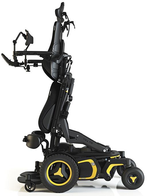 ویلچر ایستا برقی هوشمندPermobil1